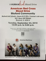 Blood Drive. Please Donate.