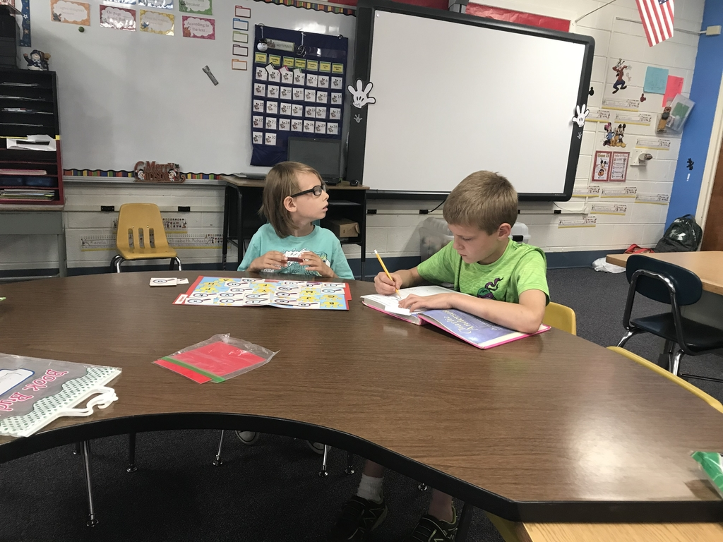 Two different levels small group reading